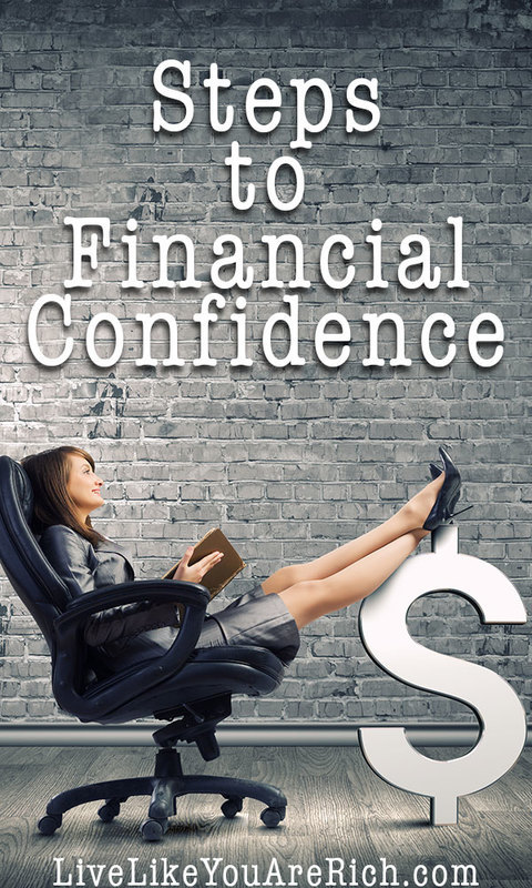 Steps to Financial Confidence