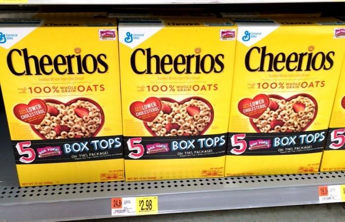 Cheerios 2