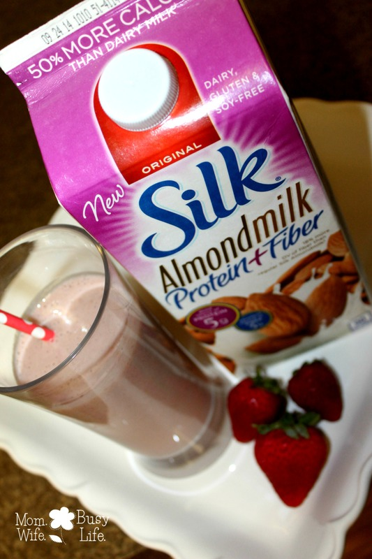 Ways to Add Protein and Fiber to Your Diet #SilkAlmondBlends