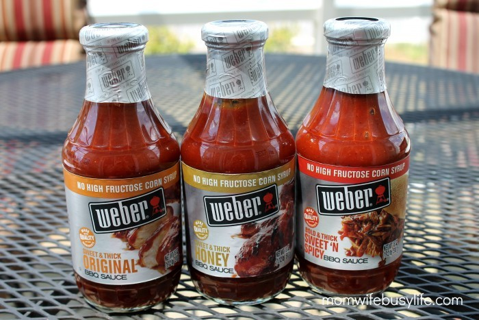 Weber BBQ Sauce 3