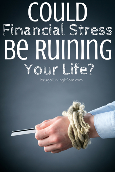 Could Financial Stress Be Ruining Your Life?