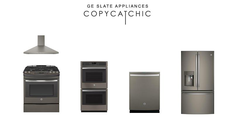 ge slate appliances copycatchic. Black Bedroom Furniture Sets. Home Design Ideas