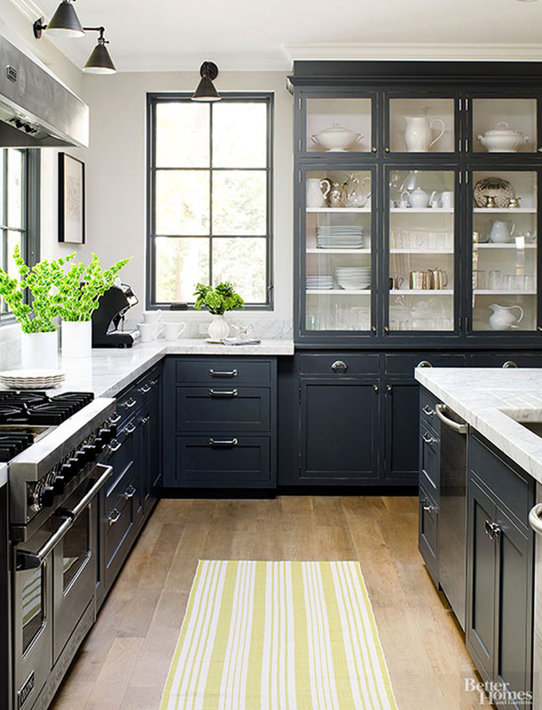 GE Appliances new Slate finish appliances are replacing stainless steel as the new favorite. No fingerprints and just as neutral as stainless | copycatchic