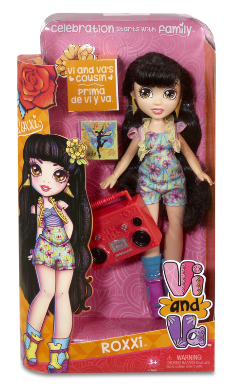 533054EM 534648EM Vi and Va Doll Roxxi FW PKG F