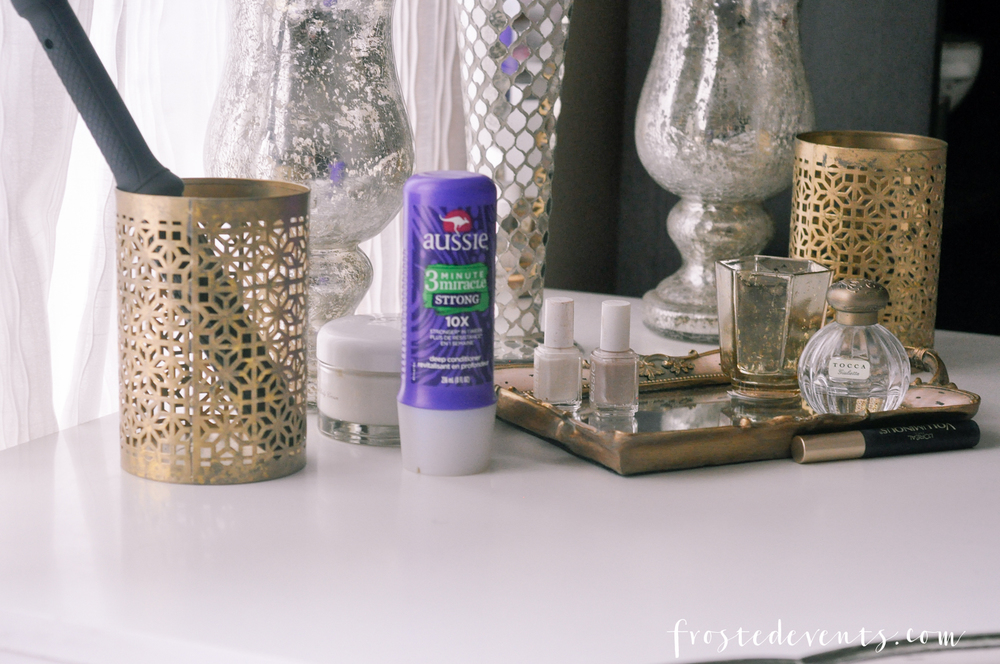Dry Hair Problems? How to Care for and Protect Your Hair from Winter Dryness with Aussie Hair Care Misty Nelson frostedMOMS mom blogger