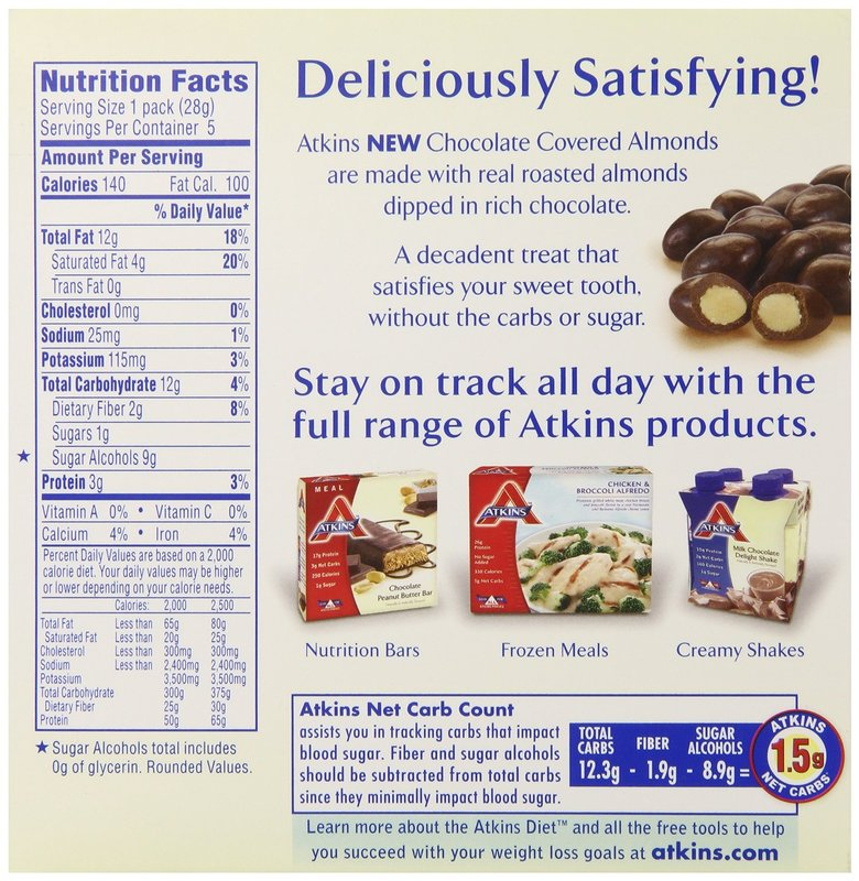 analysing the nutritional value of the atkins Nutritional facts database with detailed analysis, advanced search and tools find nutritional value of a product enter a name of a food item to find its nutrition information examples: avocados, onions, salami, bread, apples, tomatoes.