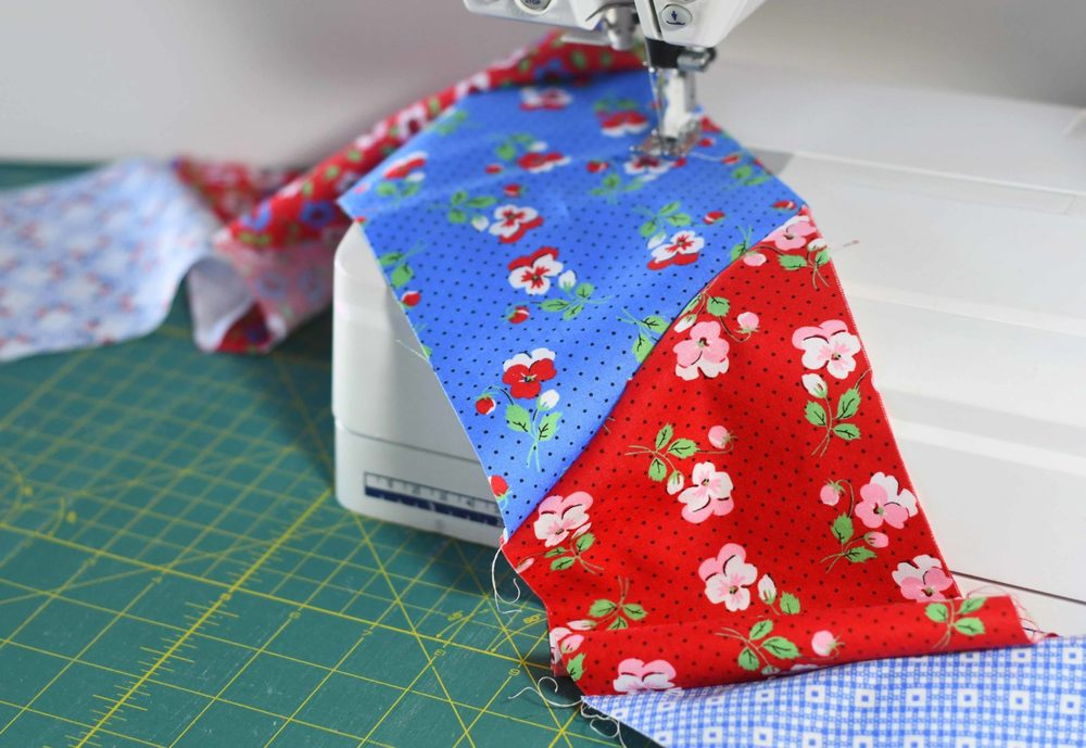 Strip Quilting with Joanns Quilting Fabric