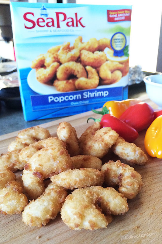 Seapak Popcorn Shrimp