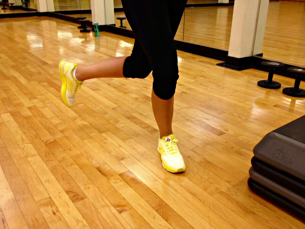 Reebok Cardio Ultra  New Sneaks and a Bodyweight Circuit Workout ... 87f8ce518