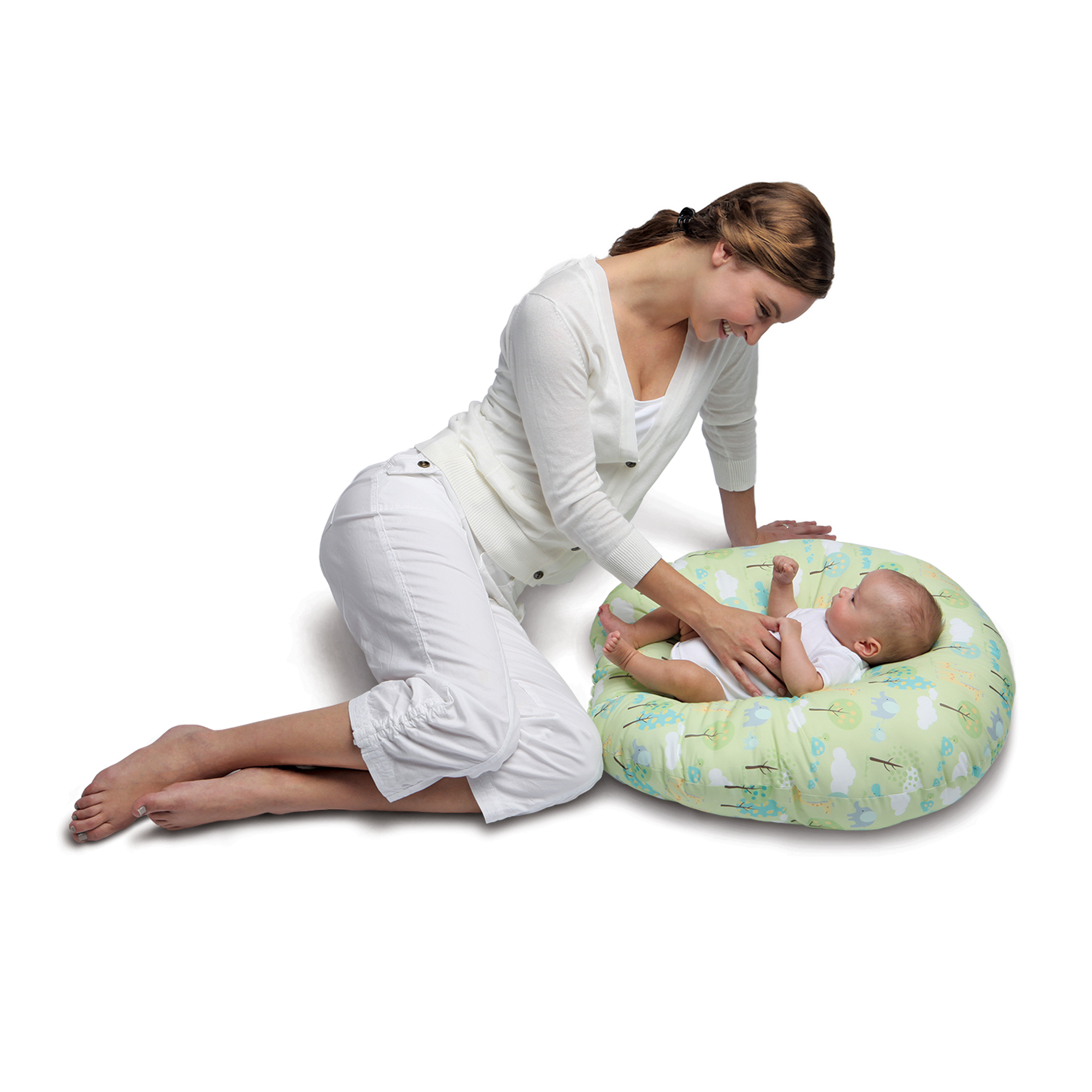 Boppy® Newborn Lounger Review - Real Advice Gal