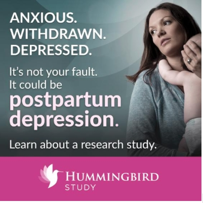 Postpartum depression isn't your fault -- it is a biological complication of pregnancy. Find out how you can learn more and treatment options.