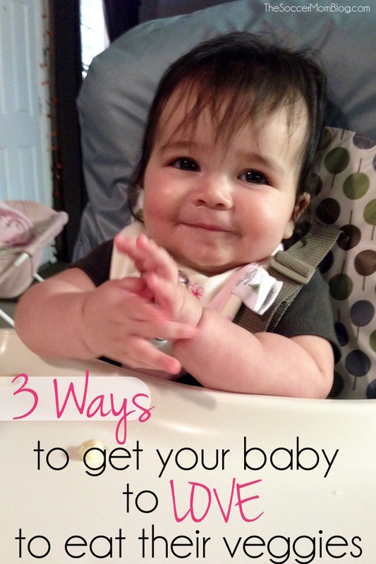 Make sure your baby isn't missing out on vital nutrients with these simple tips! #GerberGift #GerberChewU @Gerber ad