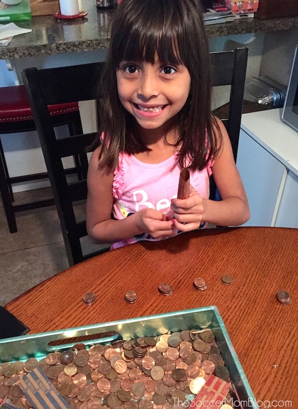 Two of my favorite activities to teach kids the value of money, while having fun at the same time! #sponsored