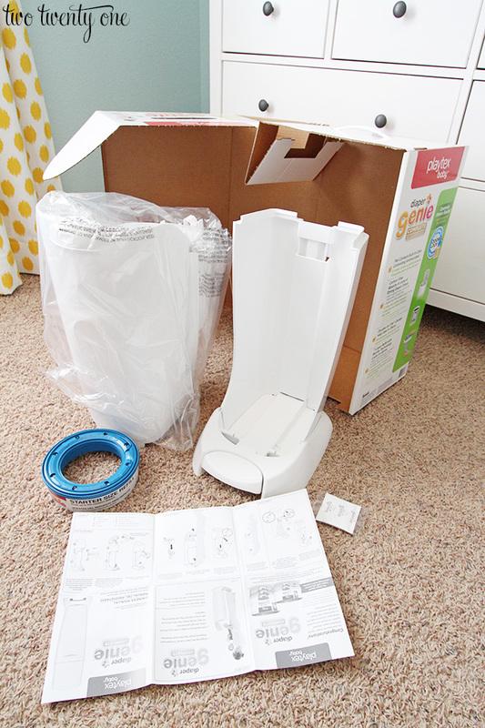 Diaper Genie Complete diaper pail