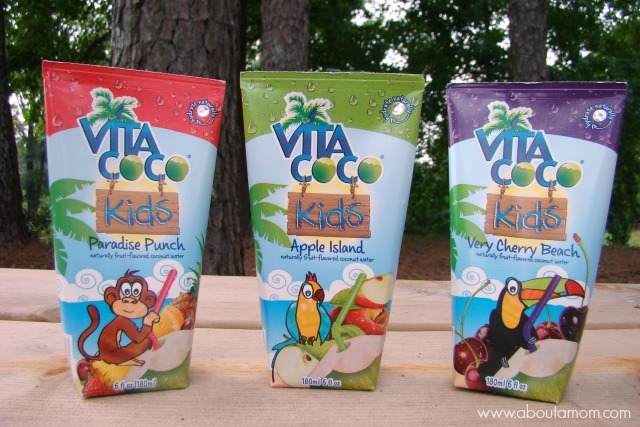 Vita Coco Kids Naturally Flavored Coconut Water