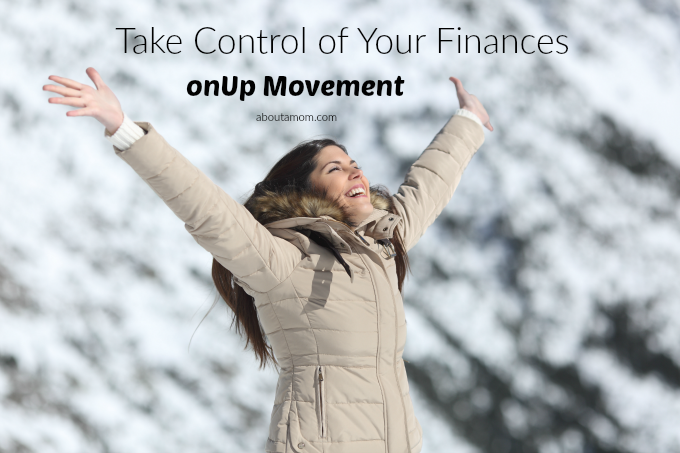 Join the onUp Movement and Take Control of Your Finances