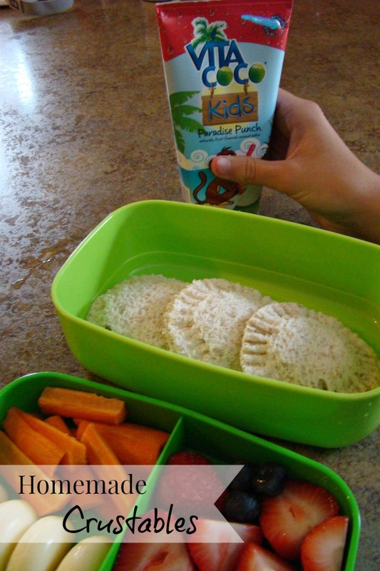 Making School Lunch Healthy and Fun with Vita Coco Kids