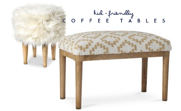 hunting for a baby friendly coffee table » lovely indeed