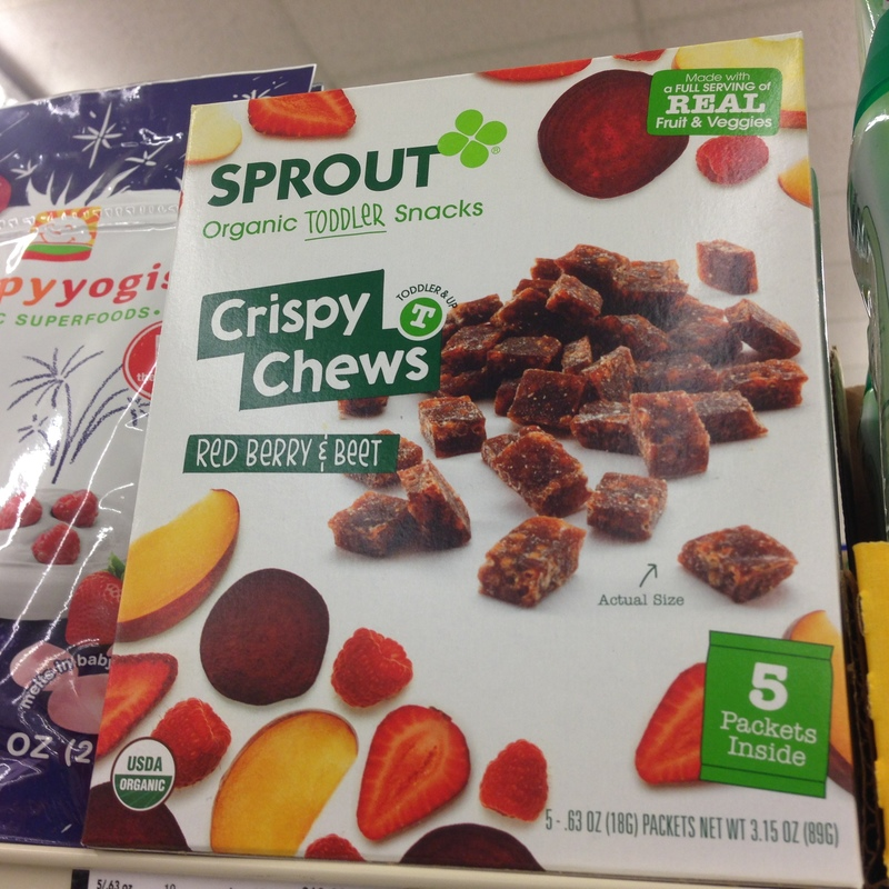 Sprout Crispy Chews