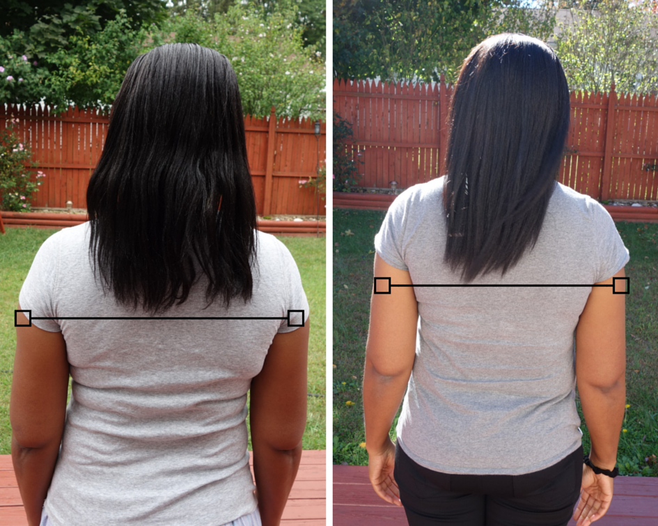 hairfinitye before and after Philzendia.com