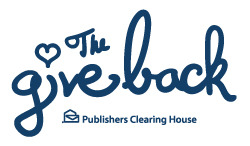 The Give Back - Publishers Clearing House