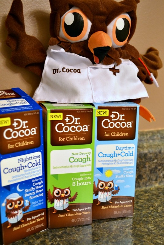 $1.99 Dr Cocoa Cough &...