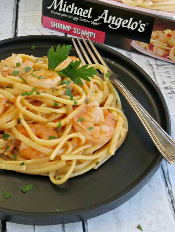 Michael Angelo's Shrimp Scampi Meals