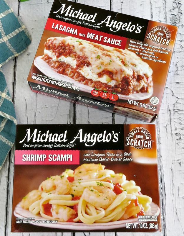 Michael Angelo's Meals