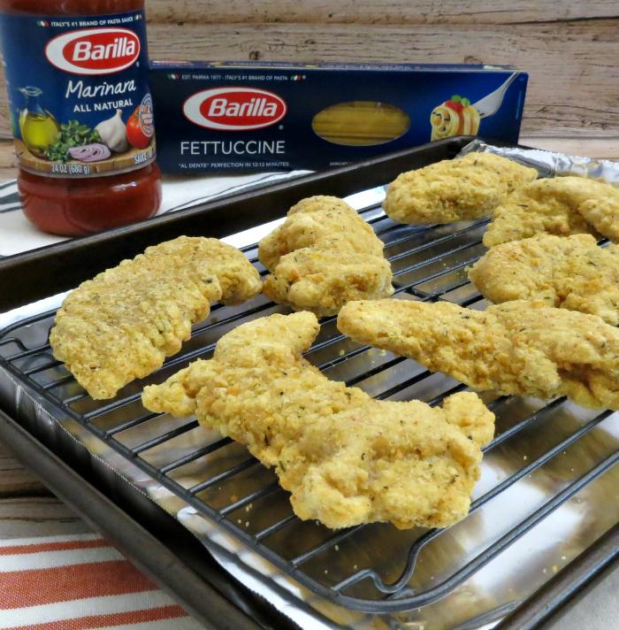 Tyson® Parmesan Herb Crispy Chicken Strips