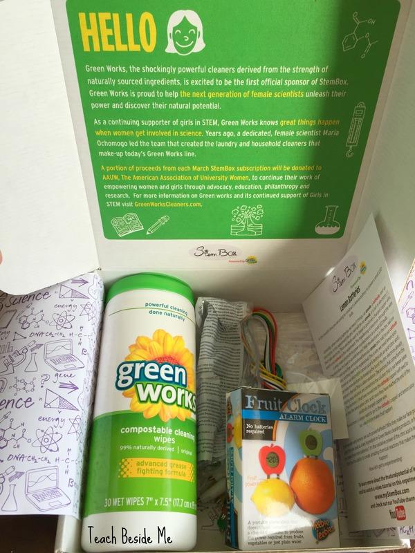 Green Works StemBox