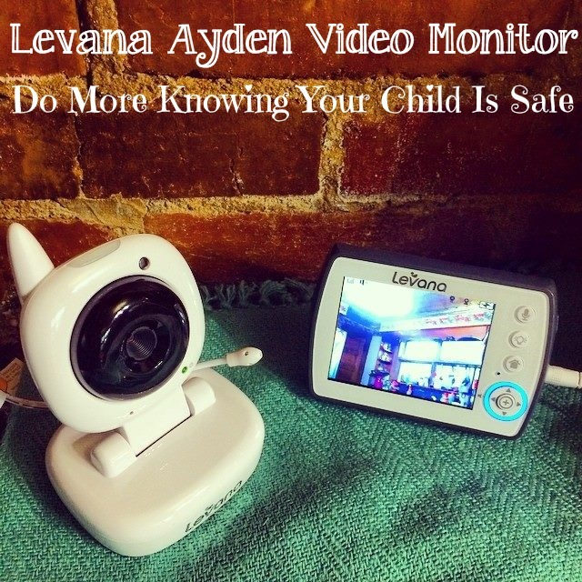 84887b17d0c5 Levana Ayden™ Baby Video Monitor Review   Giveaway  DoMore 8 6