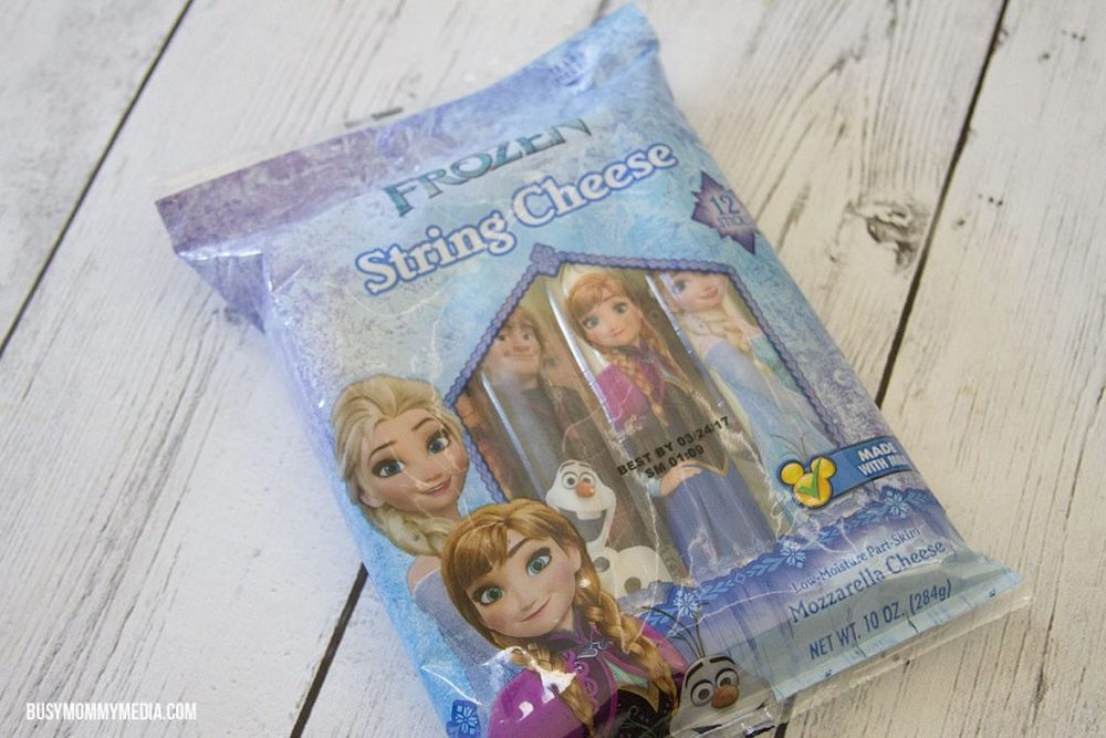 Disney's Frozen String Cheese