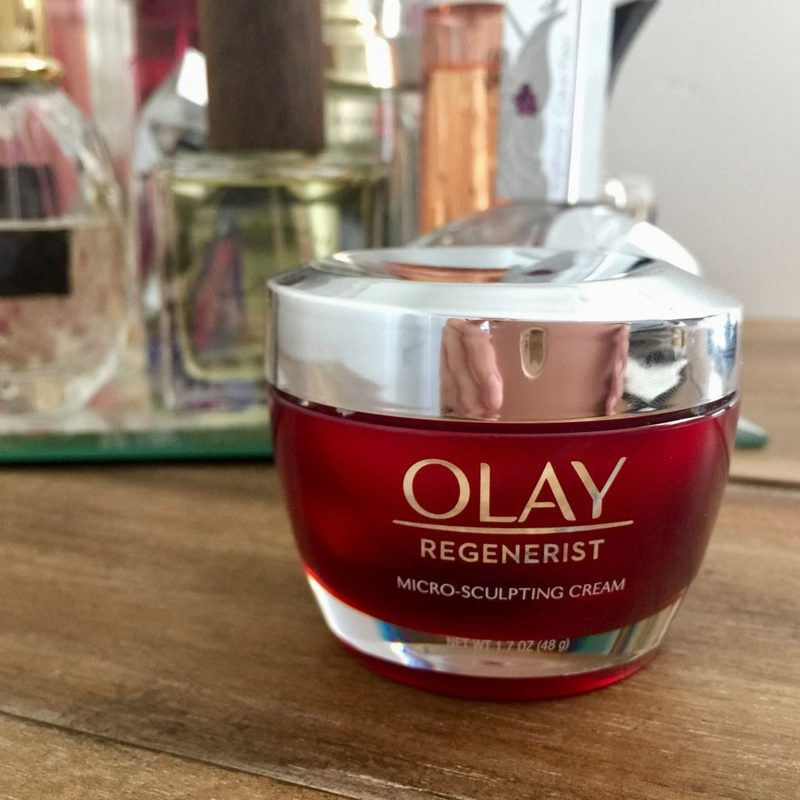 Skincare Myth Exposed: Pricier Anti-Aging Skin Creams aren't Always Better or More Effective than the Less Expensive Ones: Olay Regenerist Micro-Sculpting Cream