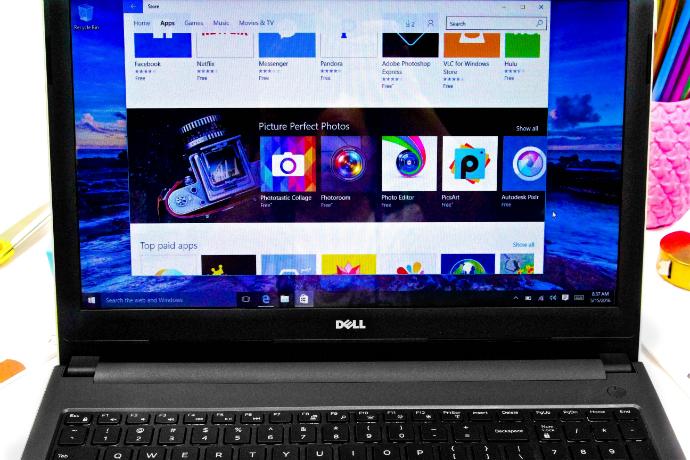 Dell Inspiron 15 5000 App