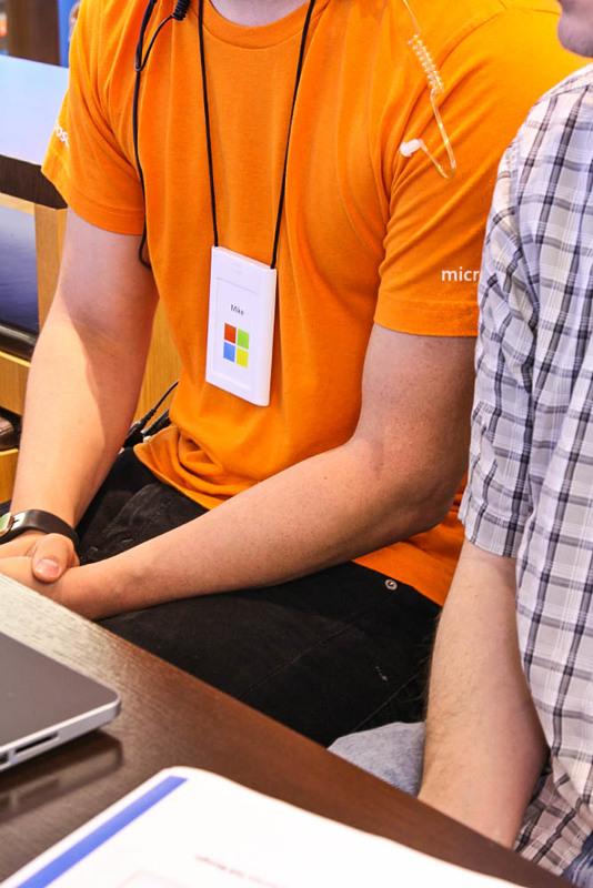 Microsoft Laptop Class 6