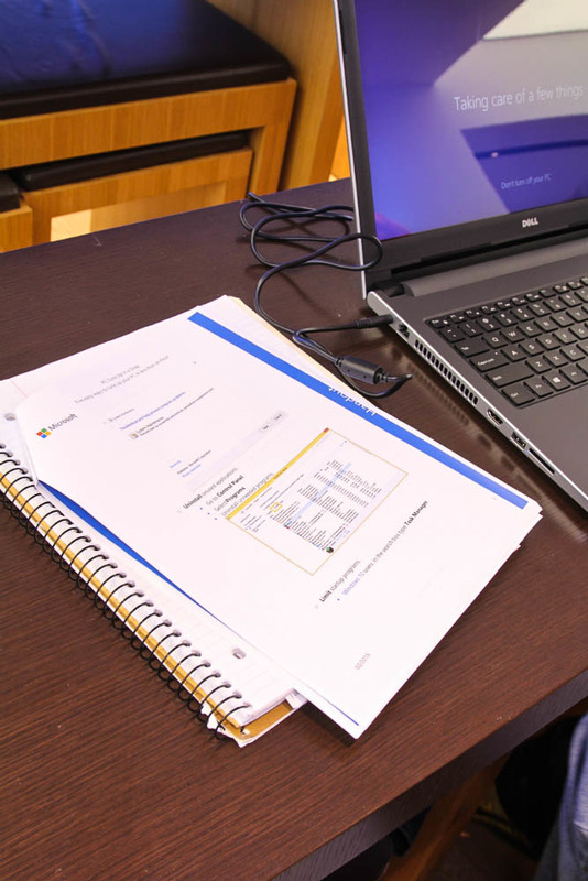 Microsoft Laptop Class 7