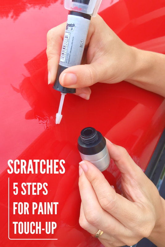 how to fix scratches in your car. Black Bedroom Furniture Sets. Home Design Ideas