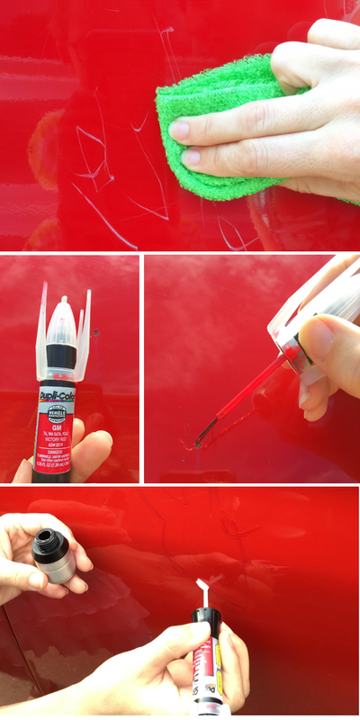 How to fix scratches in your car how to fix scratches in the car paint solutioingenieria Images