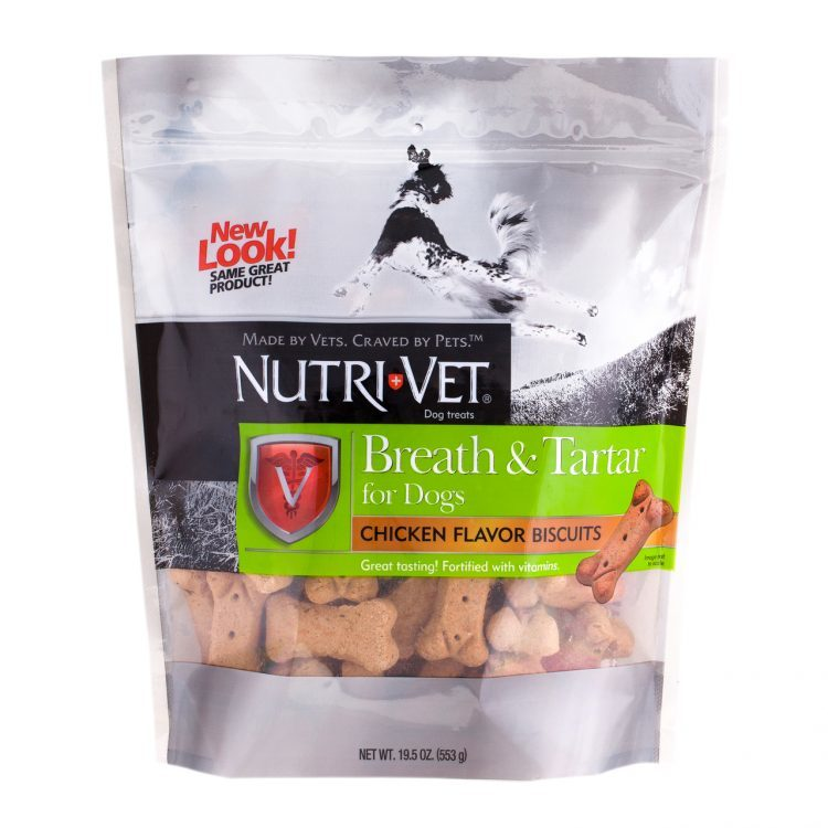 Freshen Your Pets Breath with Nutri-Vet Breath & Tartar Biscuits for Dogs #Giveaway #NutriVet 11