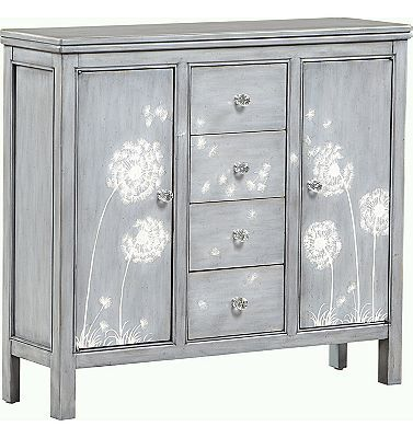 Thistledown Accent Chest - Nature Inspired by Havertys Furniture