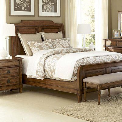 Nature Inspired Bedroom Set from Havertys Furniture