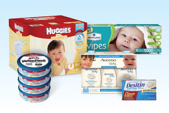 new mom survival kit list
