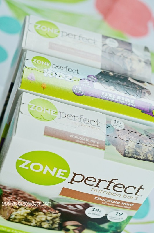 Zone Perfect at Target