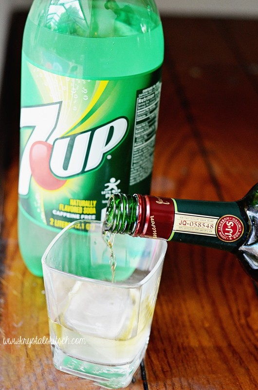 Whiskey 7Up