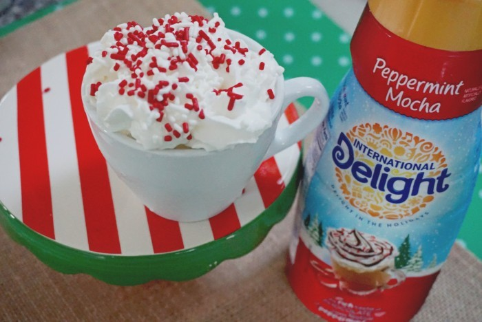 Peppermint Coffee