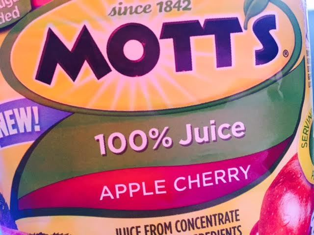 Win a $100 Walmart Gift Card with Mott's Apple Cherry Juice #MottsMoments - Coupons and Deals