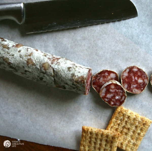 Triscuit Cracker Snack Recipes | See more creative ideas on TodaysCreativeLife.com