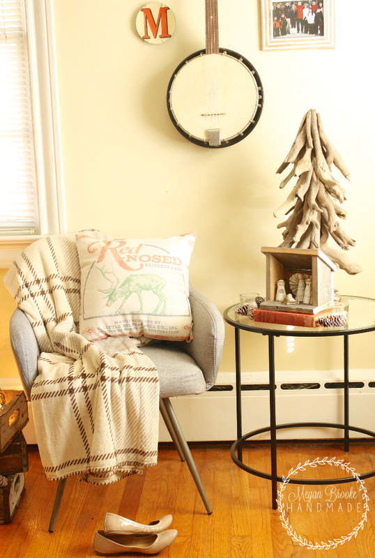 Styling Furniture for the Holidays