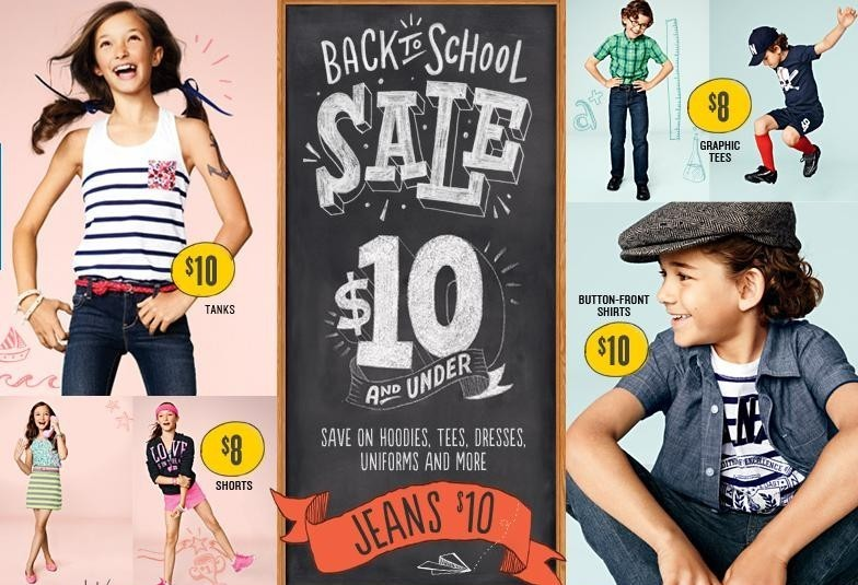 Back to school is an exciting and busy time of year for parents and kids of all ages, but there can be so much to check off your list - from backpacks and school uniforms to glue, crayons, scissors, and rulers - that it's hard to know where to start your school shopping.