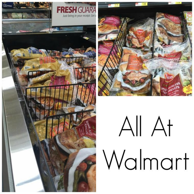 Walmart Tyson